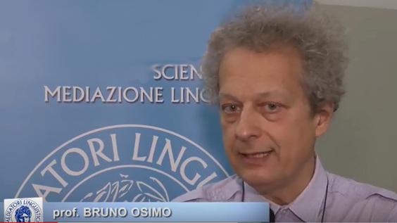 """""""Corso di alta formazione per traduttori e docenti di traduzione"""" di Bruno Osimo"""