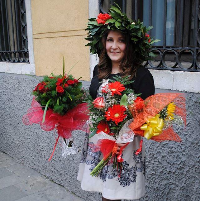 Marta Cringoli, doppio diploma e già un lavoro