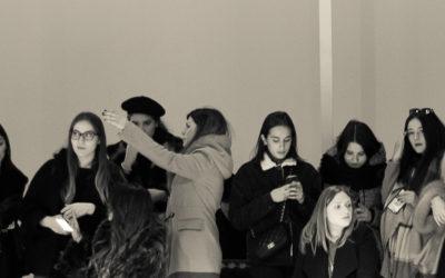 Partecipazione della SSML alla Fashion Week Milano Uomo 2018