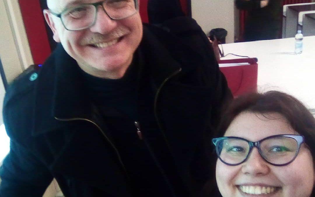 L'incontro con lo scrittore Tiziano Scarpa