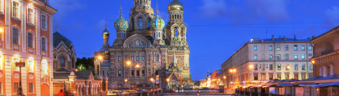 Tirocinio a San Pietroburgo
