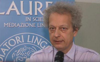 #SSMLdi Padova intervista Bruno Osimo