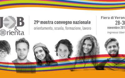 SSML di Padova @ Job & Orienta