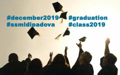 Diplomi SSML dicembre 2019